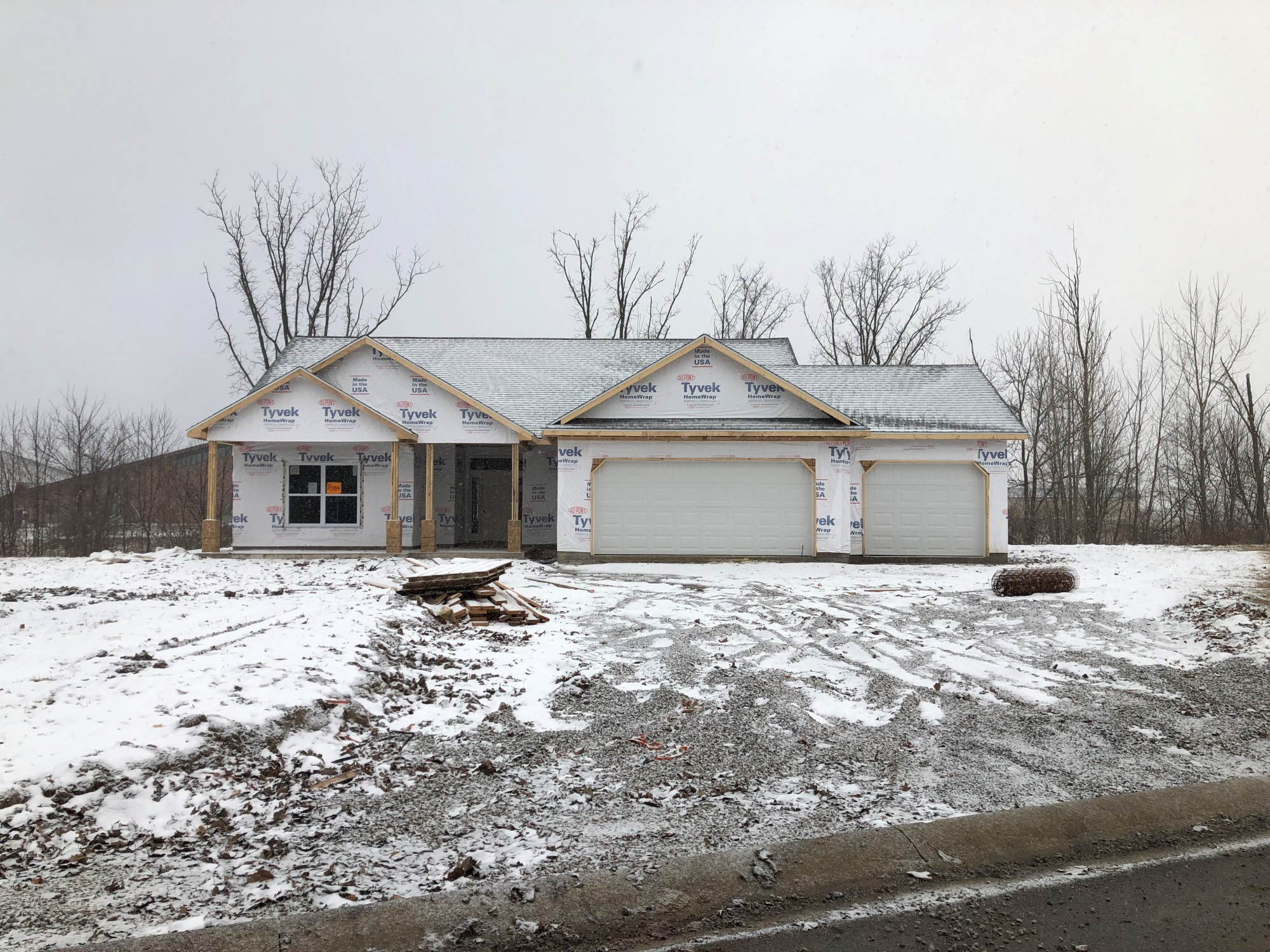 221 Ironwood Lane, Ossian, Indiana
