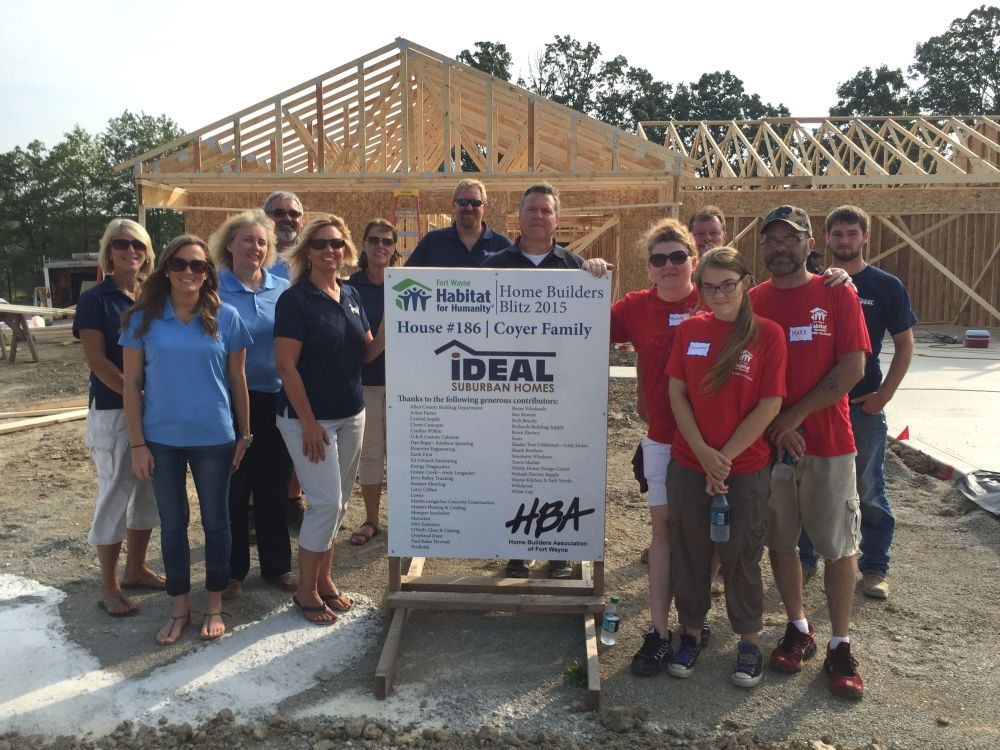 Habitat for Humanity Builder's Blitz Featured Photo