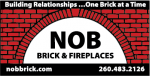 NOB Brick & Fireplace