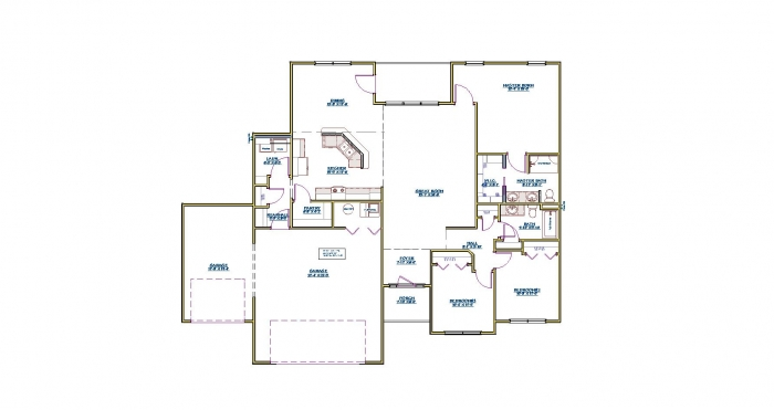 947 hickory court decatur indiana decatur indiana for 11 brunel court floor plans